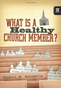 whatisahealthychurchmember
